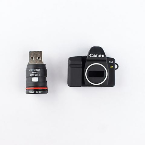Bulk custom camera shaped pvc usb 3.0 flash drive stick manufacturer