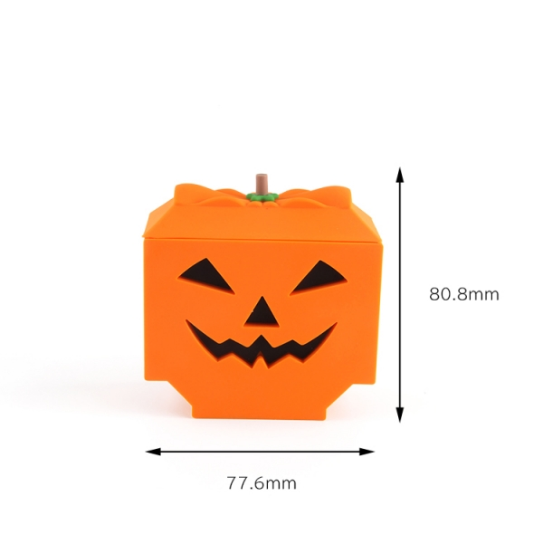 Pumpkin personalzied logo mini business gift bluetooth speakers importer