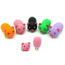 China China Wholesales creative funny shape USB flash drive supplier factory