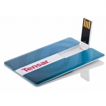 Custom logo credit card pendrive usb flash drive 32gb data preload