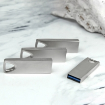 Customized logo mini metal usb flash drives 2.0 pendrive 4gb 8gb 16gb for promotional gifts