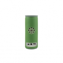 Energy drink  portable mini promotional gifts speakers bluetooth with water transfer printing logo