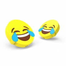 Funny OEM Design Emoji PVC Wireless Charging Pad Supplier